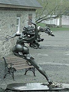 bronze-sculture-knowlton-quebec